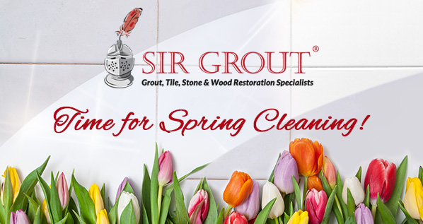 Sir Grout Chicago Logo