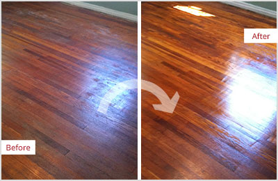 Sir Grout Chicago Wood Refinishing Sandless