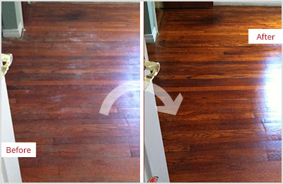 Sir Grout Chicago Deep Wood Cleaning