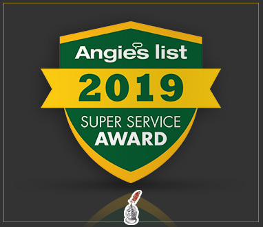 Sir Grout Chicago Is Honored to Received the 2019 Angies's List Super Service Award