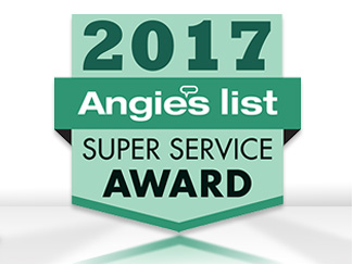 Angie's List 201 Super Service Award for Sir Grout Chicago